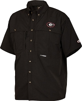 Drake Georgia Vented Short Sleeve Wingshooter's Shirt