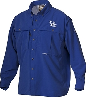 Drake Kentucky Vented Long Sleeve Wingshooter's Shirt