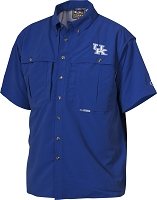 Drake Kentucky Vented Short Sleeve Wingshooter's Shirt
