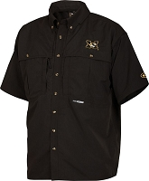 Drake Missourri Vented Short Sleeve Wingshooter's Shirt