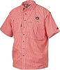 Drake Auburn Plaid Wingshooter's Shirt Short Sleeve