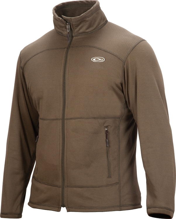 Drake Breathlite Full Zip Jacket