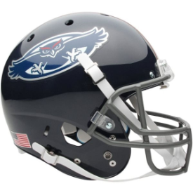 Schutt Florida Atlantic Owls XP Replica