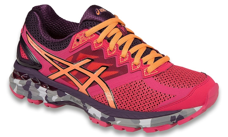 Asics 2016 Womens GT 2000 4 Trail Running Shoes