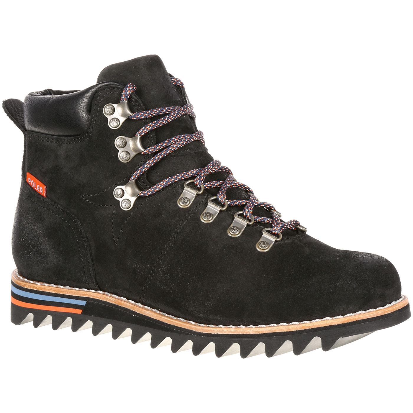 Rocky Mens X Poler Original Hiker Vibram Sole Shoe