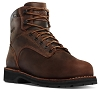 Danner Mens Workman 6 Inch Brown AT Boot