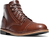 Danner Mens Jack II Brogue Dark Coffee Boots