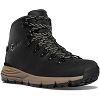 Danner Womens Mountain 600 Insulated Jet Black/Taupe 200G 4.5