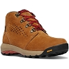 Danner Womens Inquire Chukka Brown/Red 4