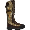 Lacrosse Mens Venom Snake Boot Realtree Edge 18