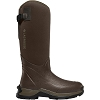 Lacrosse Mens Alpha Thermal Brown 7.0Mm Boots
