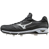 Mizuno Mens Dominant Ic Low Metal Baseball Cleats
