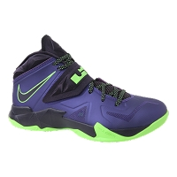 Nike Zoom Soldier VII - Court Purple/Blueprint-Flash lime - Size 12