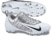 Nike Women's Speedlax III White-Black Metallic-101 - Special