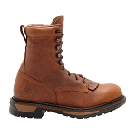 Rocky Ride Lacer Waterproof Western Boots