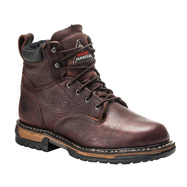 Rocky Ironclad Boots