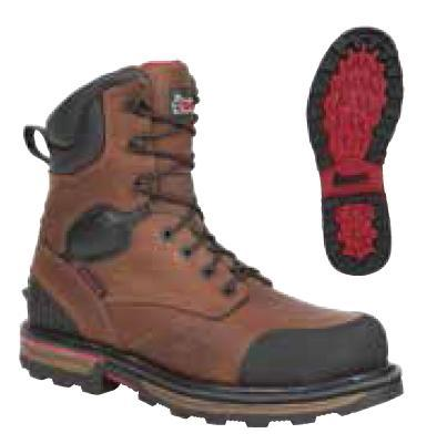 Rocky Elements 8 Inch Boot