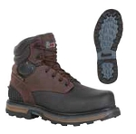 Rocky Elements Brown Boots