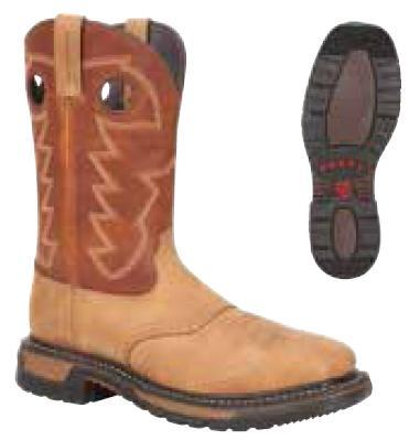Rocky Orignal Ride Saddle Boots