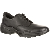 Rocky Mens Plain Toe Duty Oxford Shoe