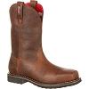 Rocky Mens Work Max Waterproof Pull On Work Boot