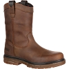 Rocky Mens Elements Shale Waterproof Wellington Work Boot