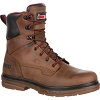 Rocky Mens Elements Shale Steel Toe Waterproof Work Boot