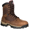 Rocky Mens Alpha Force Composite Toe Waterproof Work Boot