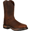 Rocky Mens Original Ride Steel Toe Western Boot