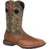 Rocky Mens Comfortable LT Saddle Western Boot