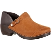Rocky Womens 4EurSole Inspire Me Nubuck Leather Clog