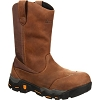 Rocky Mens Nail Guard Puncture-Resistant Steel Toe Waterproof Wellington Boot