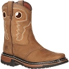 Rocky Kids Ride Big Saddle Western Boot