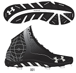 Under Armour Phenom Highlight ST Baseball Cleats
