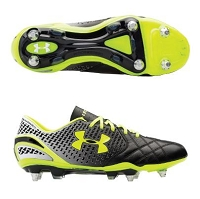 Under Armour Mens Clutchfit Force LTH Hybrid Soccer Cleats