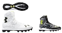 Under Armour Mens LAX Highlight RM Lacrosse Cleats