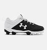Under Armour Youth Leadoff Low RM Baseball Cleats