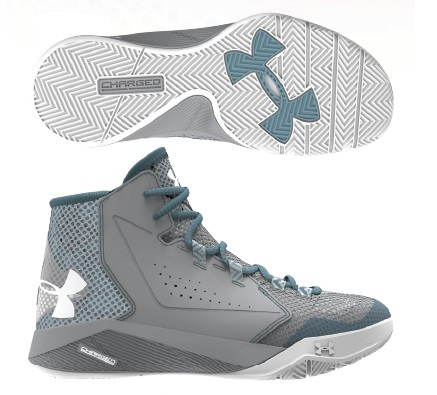Under Armour Womens Torch Fade Basketball Shoes