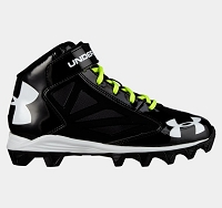 Under Armour Crusher Jr Football Cleats