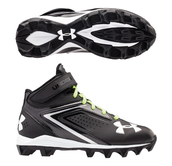 Under Armour Crusher RM Jr. Football Cleats