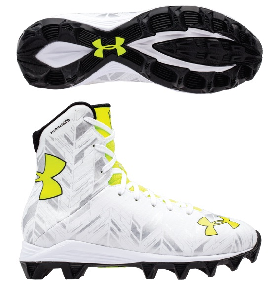 Under Armour Boys Lax Highlight Rm Lacrosse Cleats 1264197