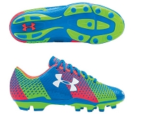 Under Armour Womens CF Force FG Soccer Cleats