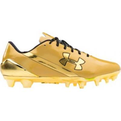 Under Armour Mens Spotlight Le Low Football Cleats 1275481