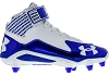 Under Armour Fierce Mid D White/Royal Size 11 - SPECIAL