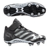 Under Armour Mens C1N Mid D Wide Football Cleats
