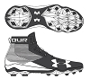Under Armour Mens Hammer MC Molded Football Cleats