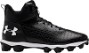 Under Armour Youth Hammer Mid RM Football Cleats