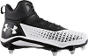 Under Armour Mens Hammer Mid D Football Cleats