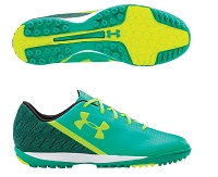 Under Armour Mens SF Flash TR Soccer Cleats