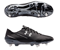 Under Armour Mens SpeedForm CRM LTHR Soccer Cleats